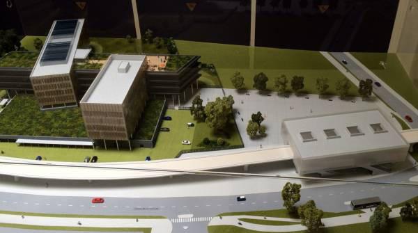 Un nouveau campus orange labs cesson s vign ville de for Piscine cesson