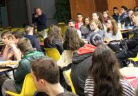 110 lycéens des 2 lycées de la ville consultés sur le projet urbain ViaSilva