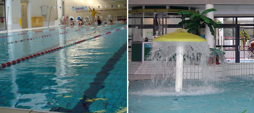 La piscine sports et loisirs de cesson s vign ville de for Piscine cesson sevigne
