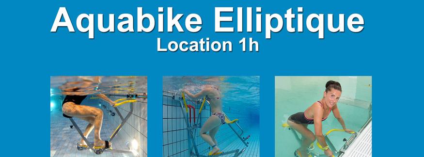 Location de vélos aquatiques
