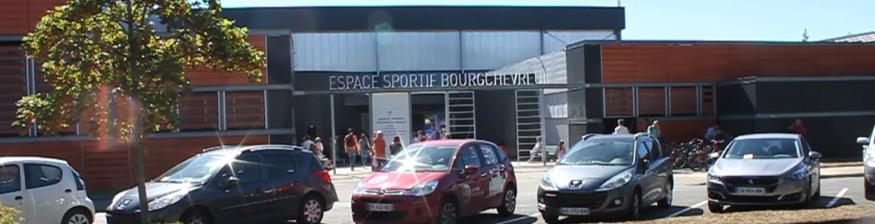 Espace sportif de Bourgchevreuil ESB