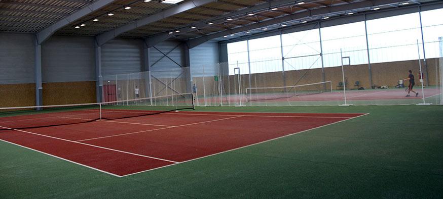 Tennis municipaux ext rieurs et couverts ville de cesson for Cesson sevigne piscine