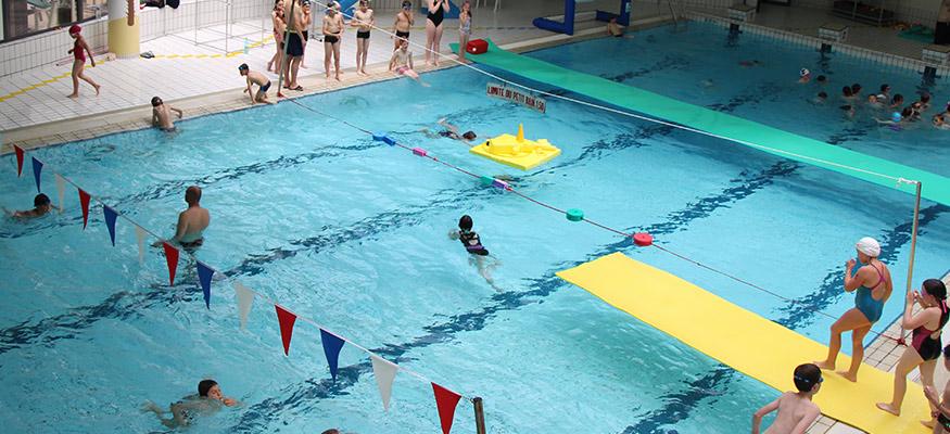 La piscine sports et loisirs de cesson s vign ville de for Piscine rennes les bains
