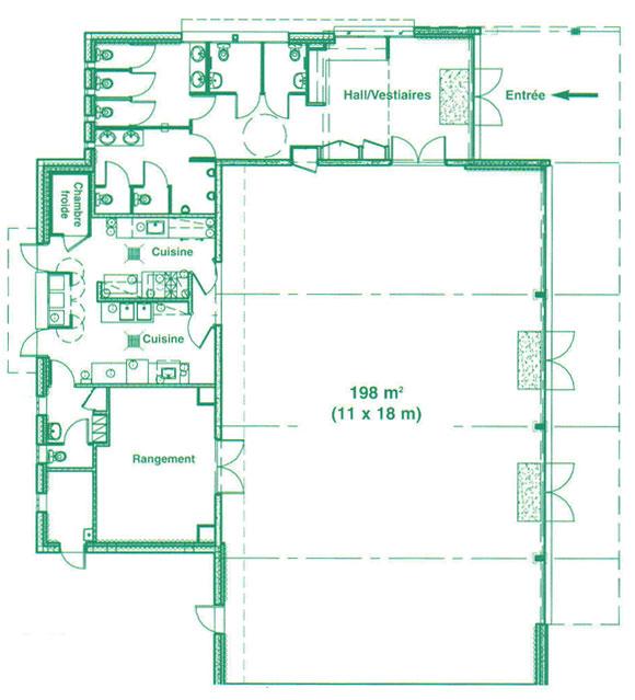 salle n 1 espace de gripp route de la valette ville. Black Bedroom Furniture Sets. Home Design Ideas