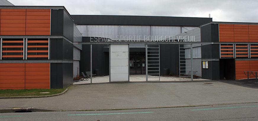 Espace sportif de bourgchevreuil ancien cosec ville de - Piscine cesson sevigne 35 ...
