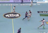 Vidéo – Résumé de Cesson Rennes Handball / Nantes (27-33)