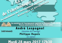 Conférence-débat : La Bretagne, de l'électronique au numérique