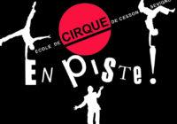 École de cirque En Piste ! Des stages du 10 au 14 avril 2017