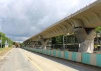 Le boulevard des Alliés de nouveau ouvert à la circulation