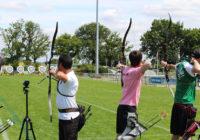 Championnat de Bretagne de Tir à l'Arc (stade Roger Belliard, dimanche 21 mai)