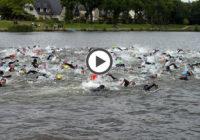 Reportage vidéo – Revivez le Triathlon Visual à Dézerseul
