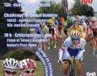 Critérium cycliste, le programme du samedi 24 juin