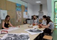 L'École des Arts, un service municipal d'enseignement artistique