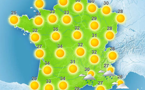 Canicule – Vigilance Orange en Ille-et-Vilaine