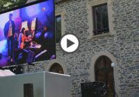 #direct Le grand écran est installé parc de la Monniais