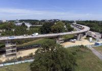De nouvelles photos du viaduc (métro ligne b)