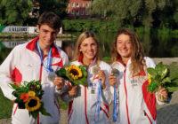 Des médailles pour Camille PRIGENT et Anais BERNARDY