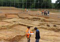 Un vaste domaine rural gallo-romain découvert à Cesson-Sévigné