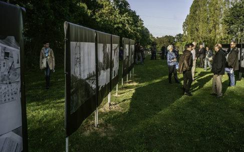 Inauguration de l'exposition photos Trajectoires
