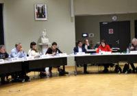 Ordre du jour du conseil municipal du 18 avril