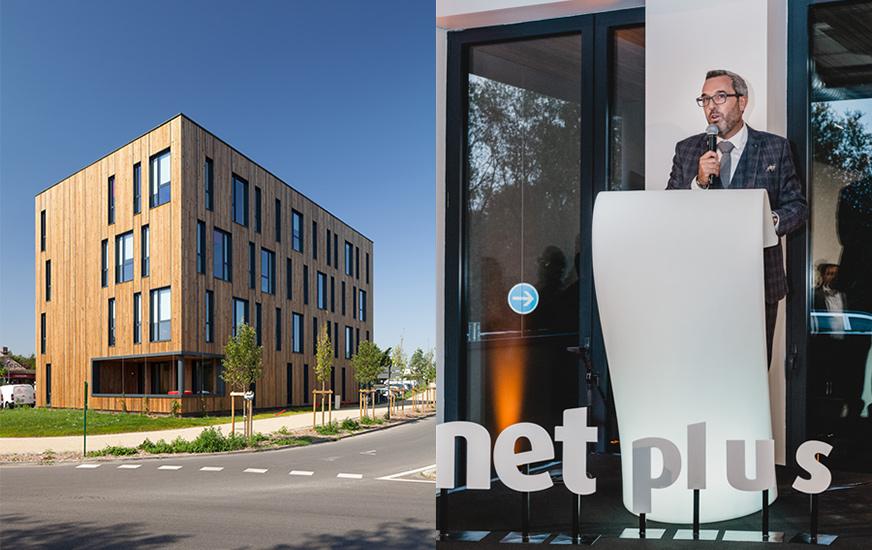 NetPlus Cesson-Sévigné