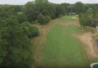Vidéos – Les 9 trous du golf vus d'un drone
