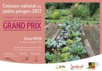 Denis Pépin – Grand prix du Concours National des Jardins Potagers 2017