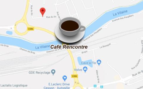 Un Café Rencontre rue du Lin