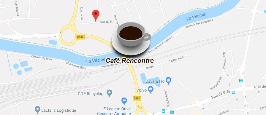 Caferencontre ville de cesson s vign for Piscine cesson sevigne