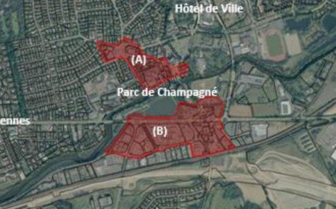 Mise à disposition du dossier de concertation ZAC multisite du Centre-Ville