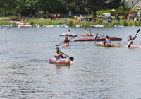 Vidéo – Dézerseul, Championnat de France UNSS Canoë-kayak