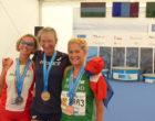 Sylvie Sevellec (EA Cesson), championne du monde de marche sur 5000m