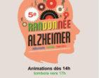 Randonnée Alzheimer – Place du marché – Dimanche 14 octobre