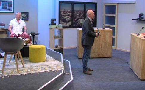 Vidéo – Le Maire sur TVR Soir