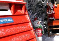 Boîte aux lettres du Père Noël – Parc de la Chalotais