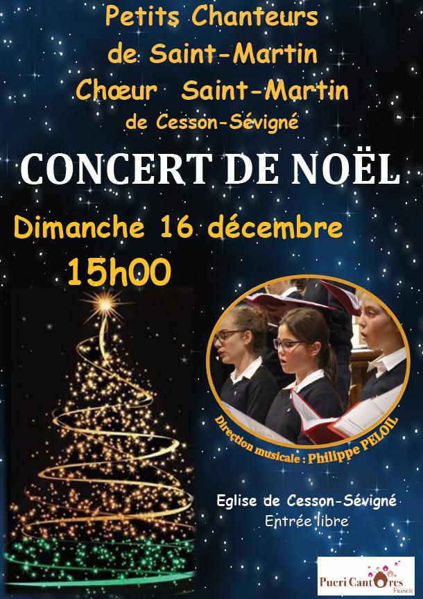 Les Petits Chanteurs de Saint-Martin chantent Noël