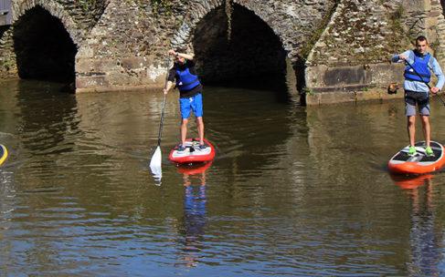 Course de Stand Up Paddle ! Le samedi 24 novembre