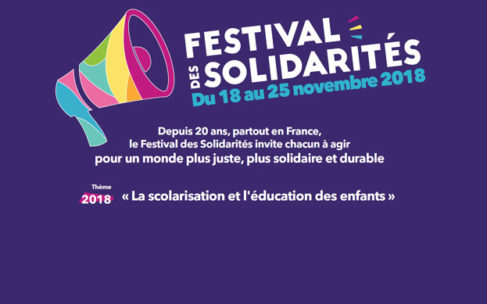 Festival des solidarités – Le programme complet (concerts, ciné, expo…)