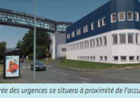 Hôpital Privé Sévigné : nouveau service des urgences et nouveau bloc opératoire