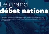 Débat National – Une réunion d'initiative locale jeudi 7 février 2019 à l'Espace Citoyen