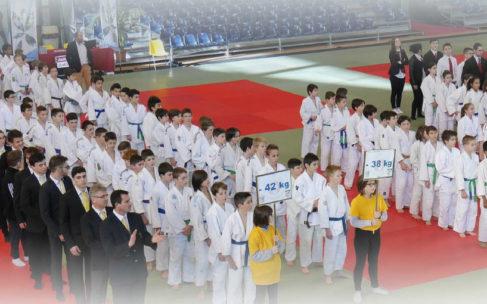 Judo – Julian Kermarrec, parrain du tournoi minimes 2019 de Cesson-Sévigné