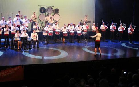 Vidéo – Championnat de Brest : le Bagad Cesson à la 10ème place