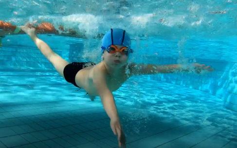 Vidéo – Plongez dans la piscine de Cesson-Sévigné