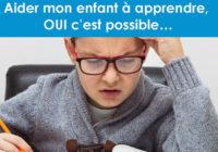 Conférence Mardi 12 mars – Aider mon enfant à apprendre
