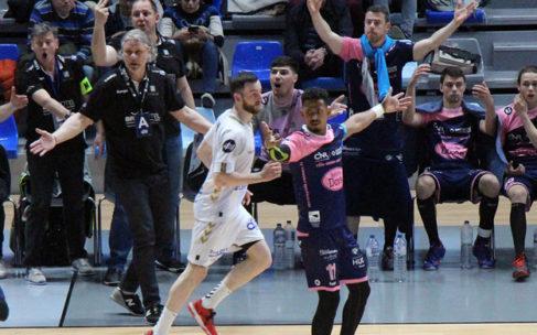 Les photos de Cesson – Dunkerque (22-22) à la Glaz Arena