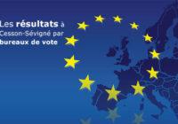 Elections Européennes – Les résultats à Cesson-Sévigné
