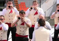 Vidéo – Le bagad 10ème du championnat des bagadoù de 1ère catégorie