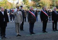 11 novembre – Les images de la cérémonie citoyenne avec les écoles