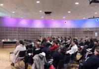 80 personnes à la conférence sur les émotions