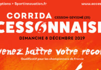Corrida Cessonnaise du 8 décembre – Inscription